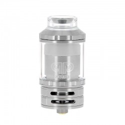 Fatality M25 RTA - QP Design - Stainless Steel