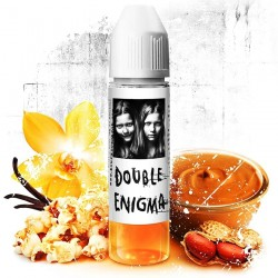 Double Enigma 0mg 40ml -...