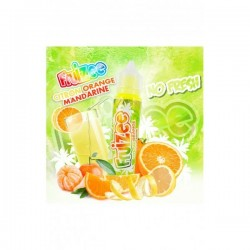Citron Orange Mandarine 0mg 50ml No Fresh - Fruizee by Eliquid France
